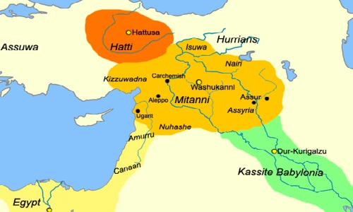 Hattian Civilization